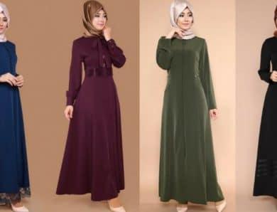Osmanlı Tarzı Kadın Giyim