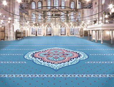 Yün Mü Akrilik Cami Halısı Mı?