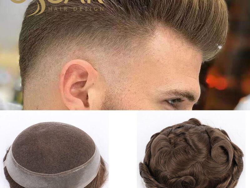 Uygun Fiyatlarla Protez Saçlar Oscar Hair Protez Saç Tasarım ve Uygulama Merkezinde
